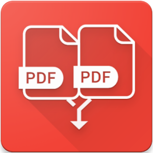 PDF Merge Create Combine Text Image Web page 3.8 by Benzveen logo