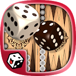 Backgammon - Free Board Game by LITE Games Icon