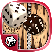 Backgammon - Free Board Game by LITE Games