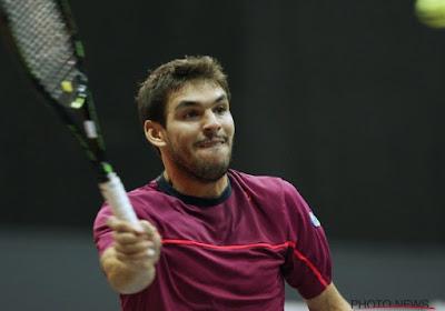 Germain Gigounon niet verbaasd door matchfixing in het tennis
