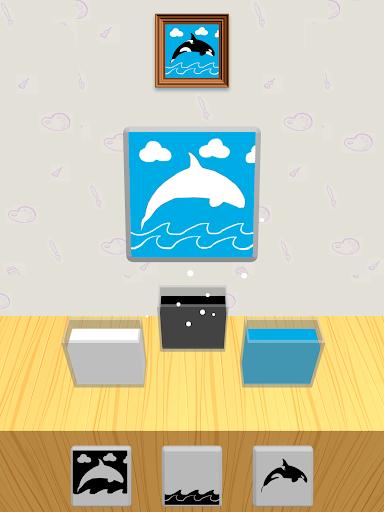 Paint Puzzle 3D screenshot 13