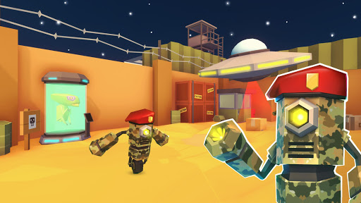Robbery Madness - Robber Stealth FPS Loot Grinder screenshots 2