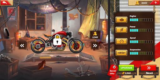 Rush To Crush - Xtreme Bike Stunt Racing PVP Games apktram screenshots 5