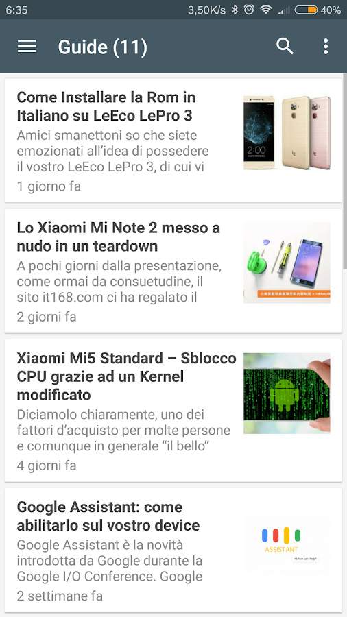 XiaomiToday.it- screenshot
