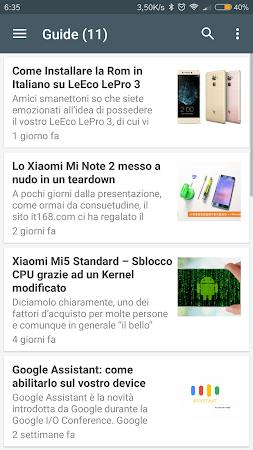 XiaomiToday.it 1.3.2 screenshot 1120713