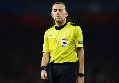 L'arbitre de la rencontre entre la Lazio et le Club de Bruges est connu