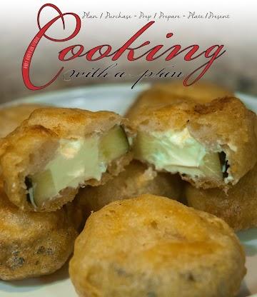 Yum Essentials: Cream Cheese Stuffed Fried Pickles Recipe