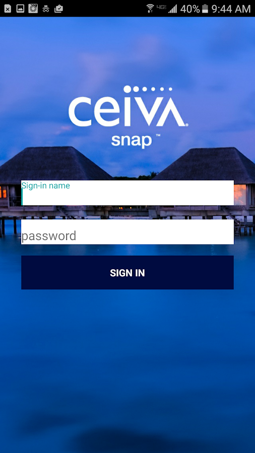 CEIVA Snap- screenshot