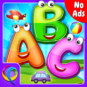 Kids Letters Learning - Educational Game for Kids
