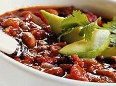 Two Bean Chili Recipe