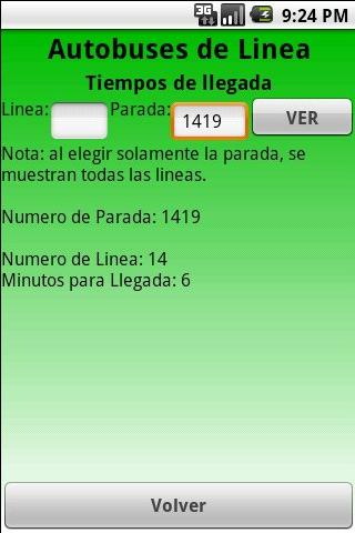 Malaga en un clic screenshot 4