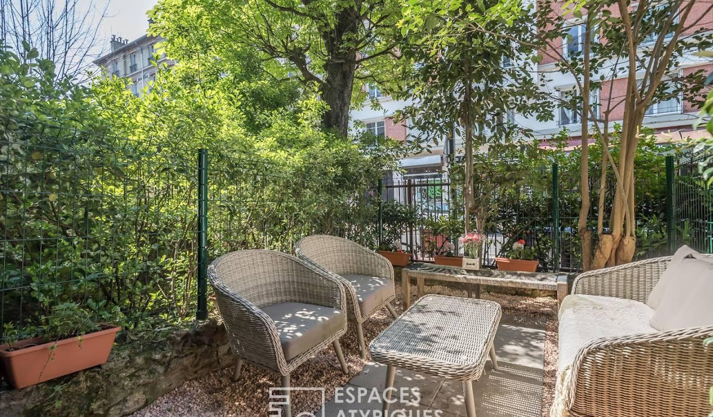Appartement avec terrasse Asnieres-sur-seine