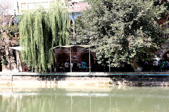 Photo: Day 163 - Pool in Lyabi-Hauz in the Old Town