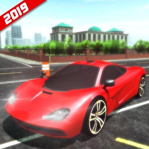 Car Driving Simulator 2019 Spiele (apk) kostenlos herunterladen für Android/PC/Windows