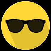 Color Sunglasses Simulator