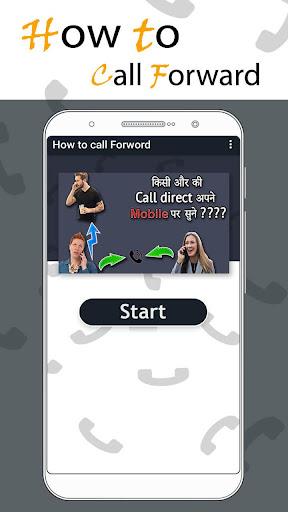 How To Call Forward 1.13 screenshots 2