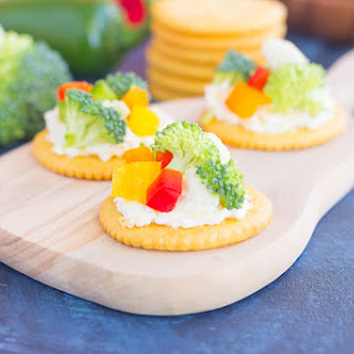 Sweet and Savory Snack Crackers Recipe