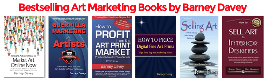 Bestselling Books by Barney Davey.