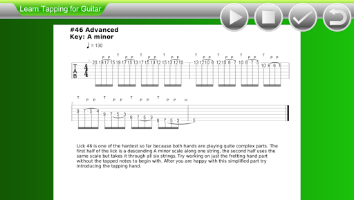 玩免費音樂APP|下載Learn Tapping for Guitar app不用錢|硬是要APP