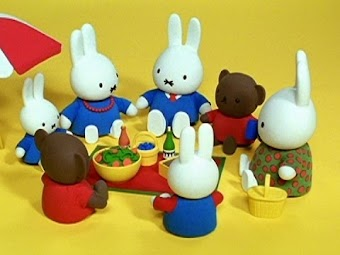 Miffy's Beach Picnic/Boris Tidies Up!