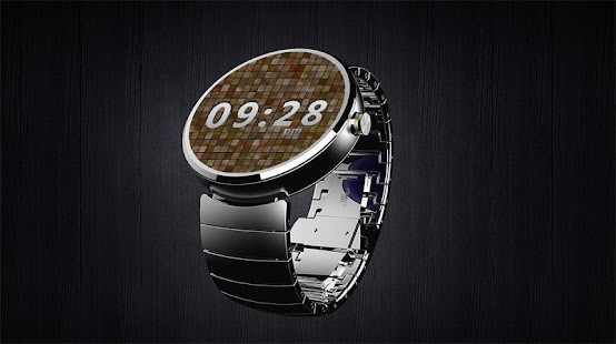 Time 3D Watch Face- screenshot thumbnail