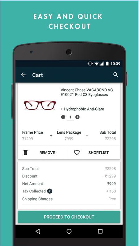 Lenskart – Online Eyewear Shop - Android Apps on Google Play