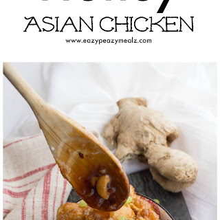 Honey Asian Chicken