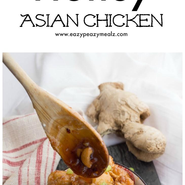 Honey Asian Chicken