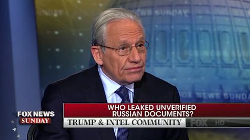 Famed Watergate reporter: 'No comparison' to Trump's firing of FBI director