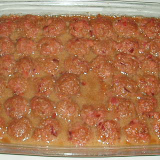 Swedish Ham Balls