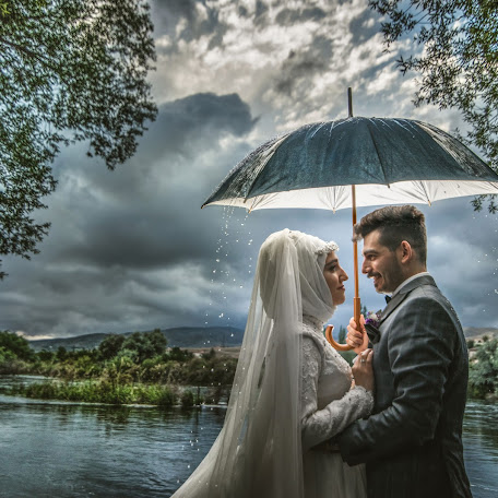 Wedding photographer Tufan Dogan (tufan). Photo of 27.06.2017