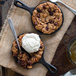 Oregon Trail Mini Skillet Cookies