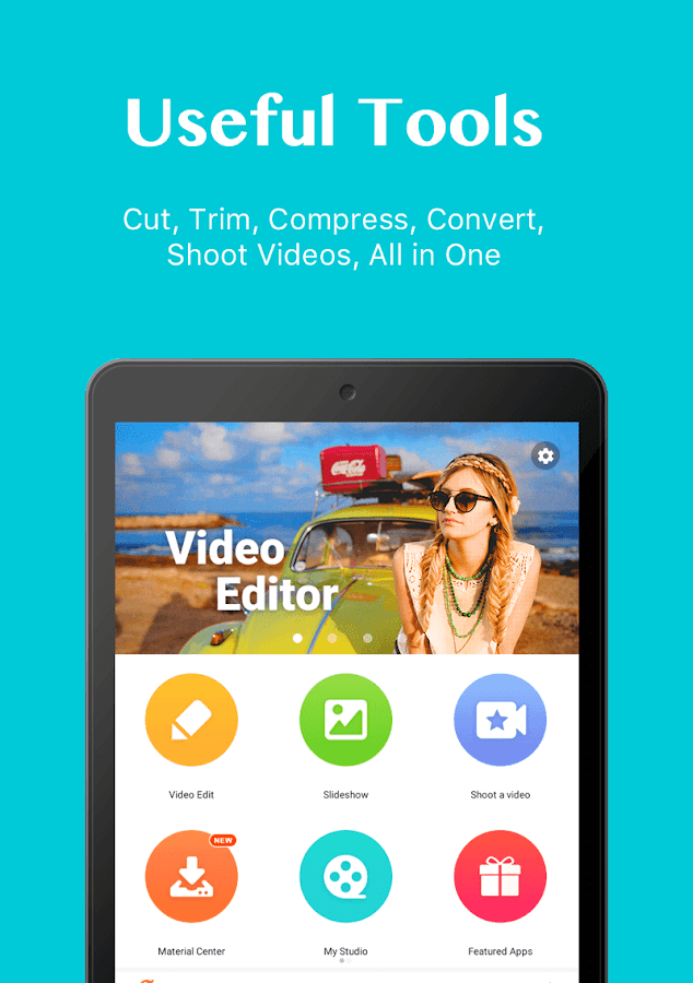 VideoShow - Video Editor, Video Maker, Music, Free- screenshot