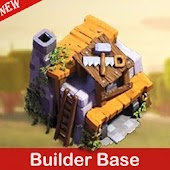 New COC Builder Hall Base