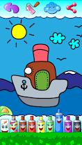 Toddler Coloring - Kid Drawing - screenshot thumbnail 05