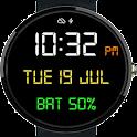Digital Watch ( Customizable ) icon