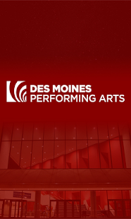 Des Moines Performing Arts - náhled