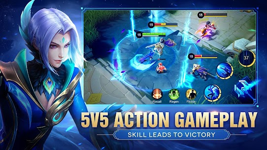 Mobile Legends Mod Apk  1.5.52 [Hack Map + Fully Unlocked] 2