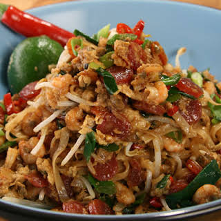 Rice Noodle Kway Teow.
