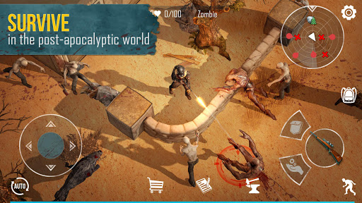 Live or Die: survival 0.1.148 screenshots 1