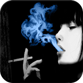 Smoke Effects Photo Editor