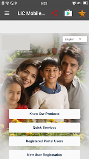 LIC Mobile Services- Customer App from LIC India - náhled