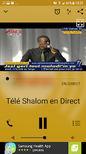 Radio Télé Shalom- screenshot thumbnail