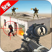Commando combat shoot 3D