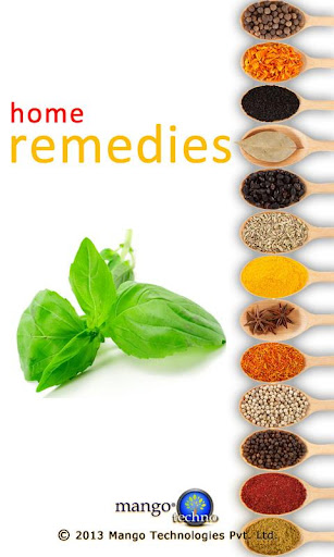 Home Remedies screenshot for Android