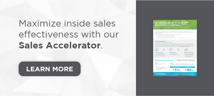 Maximize inside sales effectiveness with our Sales Accelerator.