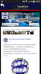 AZUL TOLHUIN- screenshot thumbnail