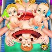 Tải Game Triplet Baby Birth Mom Pregnant Surgery Simulator