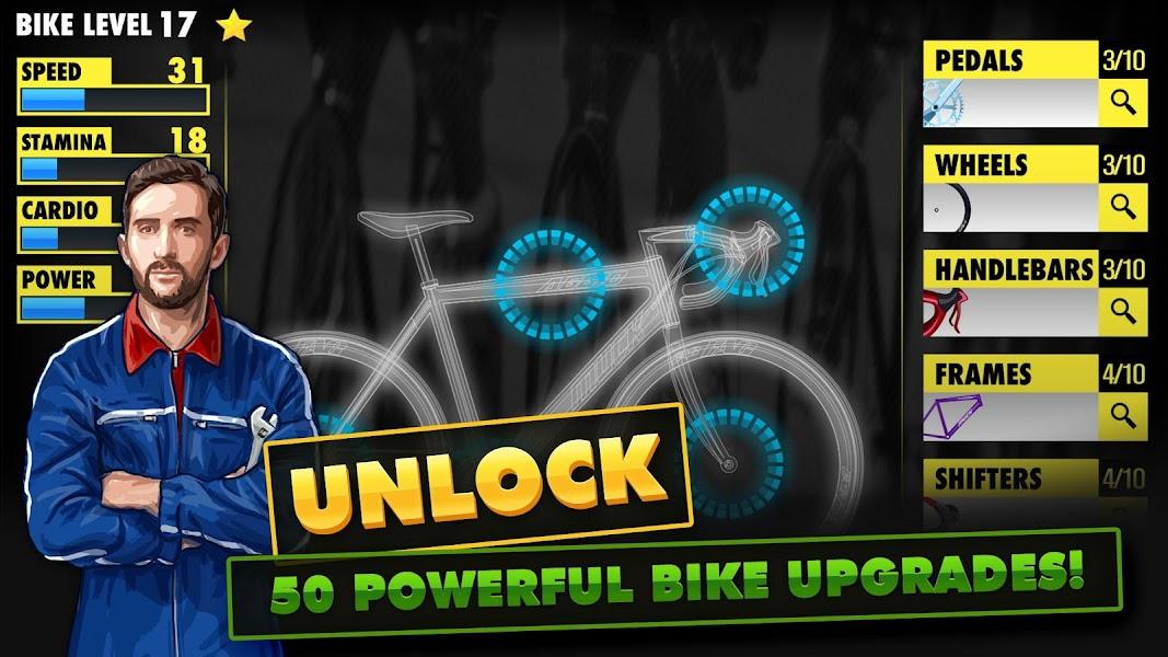 Tour de France 2015 The Game v1.1.6 APK - Screenshot
