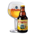 Logo of St. Feuillien Blonde
